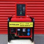 Генератори Бензинови VITOLUX 10 kW