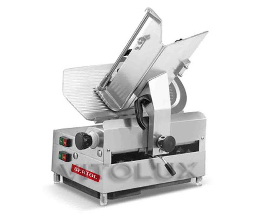 Automatic Meat Slicer Stamped