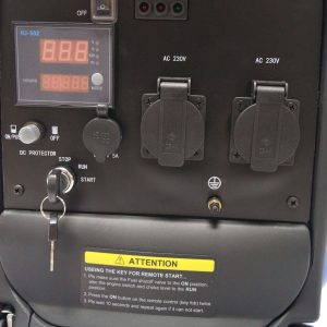 инверторни генератори